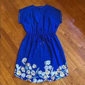 Gorgeous Apt 9 cinch-waist dress. Never worn.